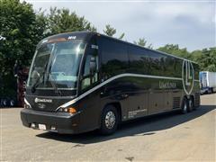 2008 MCI JA4500 T/A Motor Coach