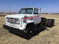 1989 GMC C70 S/A Truck Tractor