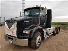 1993 Kenworth T800 T/A Tractor Truck