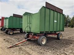 Gnuse Silage/Forage Dump Wagon