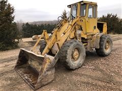 1972 Fiat-Allis 840B Wheel Loader