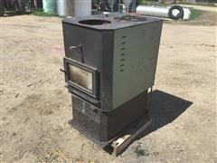 Magnum Corn Burning Furnace