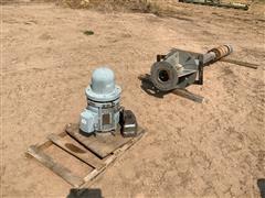 Flow Serve Water Pump