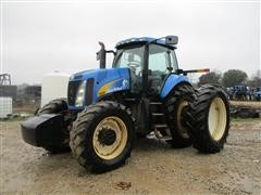 2011 New Holland T8030 MFWD Tractor