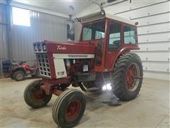 1974 International 1066 2WD Tractor