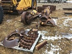 Caterpillar D6D Used Undercarriage Parts