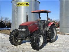 2008 Case IH Maxxum 125 MFWD Tractor