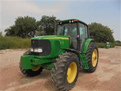 2004 John Deere 7220 MFWD Tractor