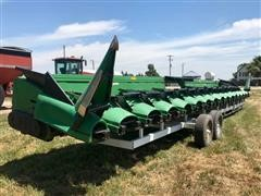 Clarke 16R30 Corn Head **TRAILER NOT INCLUDED**