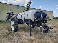 Wylie 1300 Gallon Pull Type Sprayer