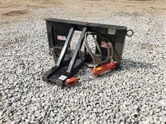 Industrias America Post/Tree Puller Skid Steer Attachment
