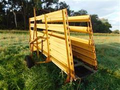 Basch Portable Livestock Chute