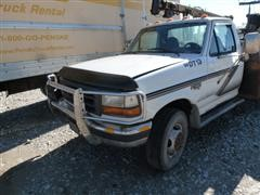 1996 Ford F450 Super Duty Cab & Chassis