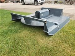 2020 Wolverine 6' Wide Rotary Mower Skid Steer Attachment