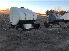 Agri-Products 250 Gallon Saddle Tanks