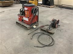 Hotsy 558 LP-Fired Pressure Washer