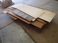 Plywood Assortment
