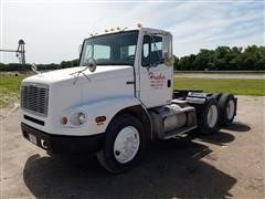 1999 Freightliner FL112 T/A Truck Tractor