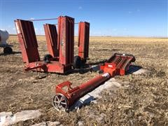 Westfield 3600 Drive Over Pit & Auger