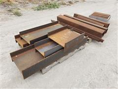 I Beams/Angle Iron/Square Tubing