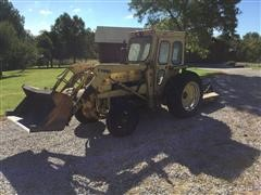 1974 Ford 3400 2WD Tractor