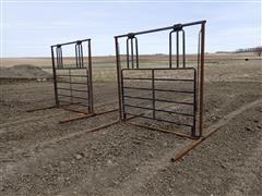 Wolles ATV/UTV Drive Thru Livestock Gates