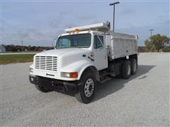 2000 International Navistar 4900 Dump Truck