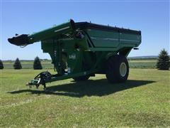 2012 Unverferth 1015 1000 Bu Grain Cart
