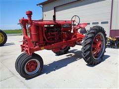 1939 International Harvester Farmall F20 2WD Tractor