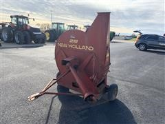 New Holland 28 Whirl-A-Feed Forage Blower