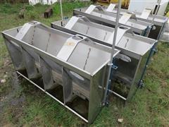 Hog Slat Wet/Dry Hog Feeders