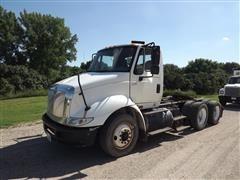 2007 International 8600 6X4 T/A Truck Tractor