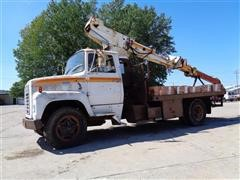 1973 Ford 6000 S/A Boom Truck