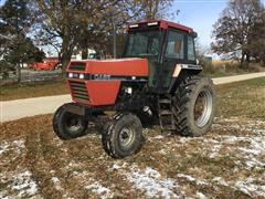 1986 Case 2096 2WD Tractor