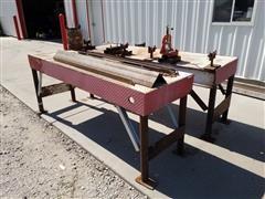 Shop Built Shop Benches