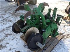 Hiniker 6000 Cultivator Row Units