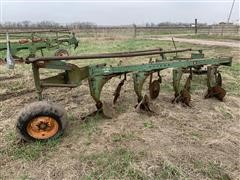 """Oliver 565 4x16"""" Semi Mounted Steerable Plow"""