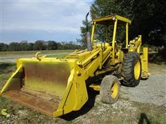 1976 (unverified) Ford 550 Loader Backhoe