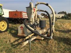 Dunbar Kapple 256 Vac-U-Vator Grain Vac