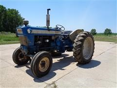 1965 Ford 5000 2WD Diesel Tractor