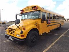 2006 Blue Bird 72 Seat School Bus
