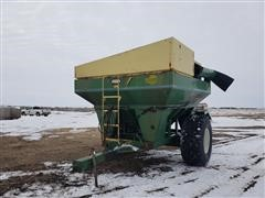 EZ Flow 475 Grain Cart