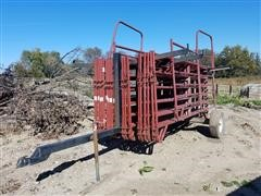 Behlen Country Livestock Panels & Trailer