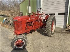 1950 Farmall H 2WD Narrow Front Tractor