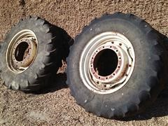 420/85R30 Front Duals For New Holland T8040