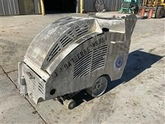2008 Husqvarna Soff-Cut GX-4200 Self-Propelled Concrete Saw