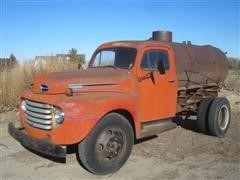 1949 Ford F-5 Water Truck