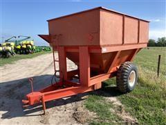 United Farm Tools Grain Cart Hopper Wagon