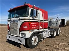 1987 Kenworth K100E Cabover T/A Truck Tractor