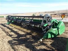 John Deere 625F Hydra Flex Sickle Head